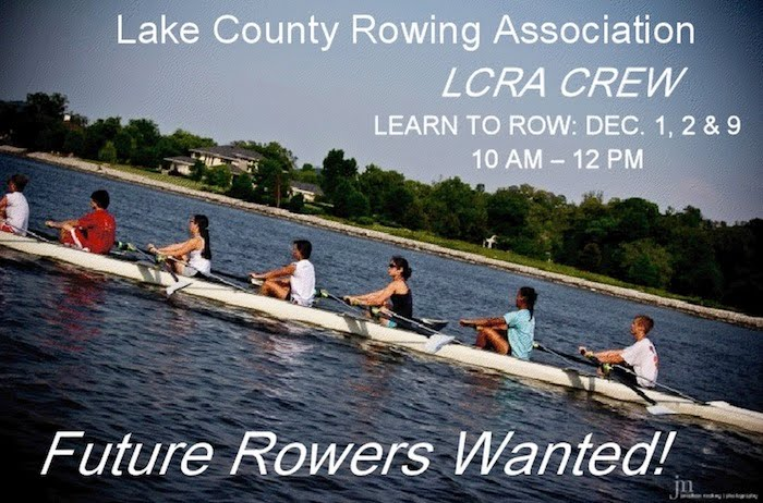 Learn to row with Lake County Rowing Association